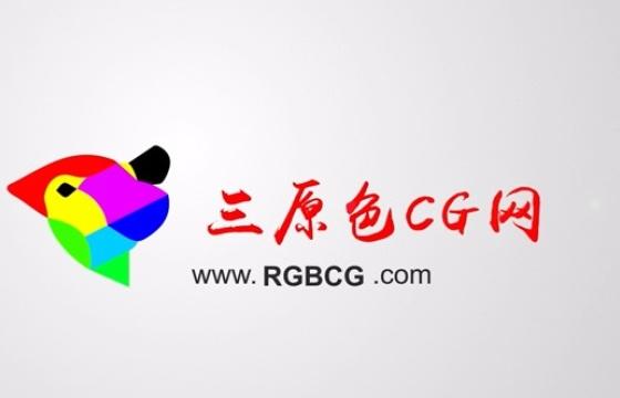 简洁logo标题片头Ae模板