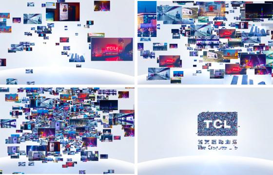 Ae模板 图片汇聚Logo 多张图片汇聚logo演绎片头模板