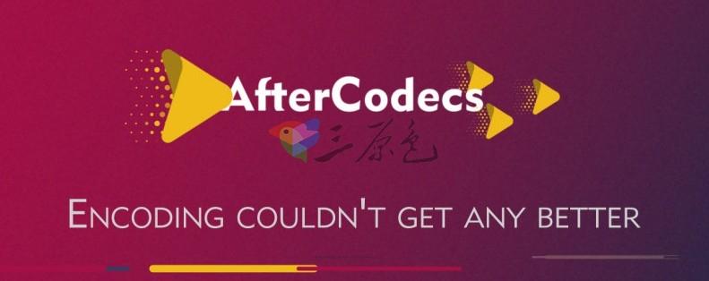 AE Pr 视频MP4格式编码渲染导出插件Autokroma AfterCodecs v1.5中文一键安装 Ae 插件-第1张