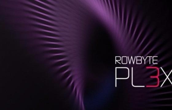 AE插件 三维点线粒子特效 Rowbyte Plexus v3.1.9 Win 中文汉化一键安装+教程