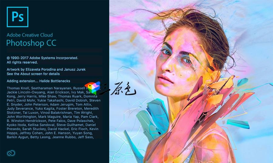 Adobe Photoshop CC 2018 v19.1.3 For Win 中文一键安装版