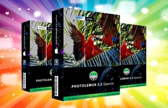 PS人工智能照片自动处理软件插件 Photolemur 3 v1.1 中文汉化版