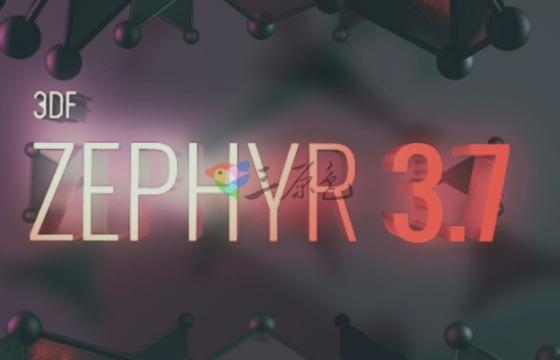 图片自动转三维模型软件 3DF Zephyr Pro v3.702 中文专业版破解