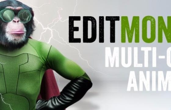 多图层文字动画 MG动画神器Aescripts EditMonkey v1.0+教程