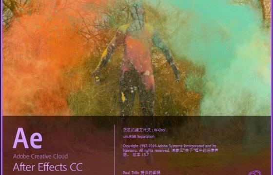 套模板最好用的AE版本 After Effect CC 2015.2 中文软件