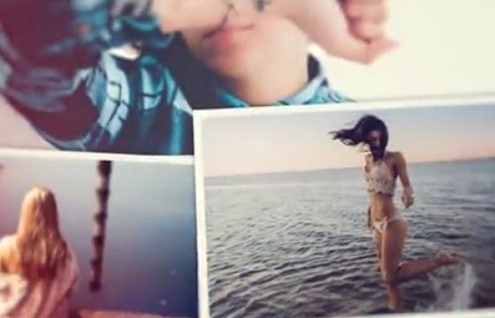 Ae模板:温情的旅行日记照片图集展示  浪漫温馨相册模板无需插件
