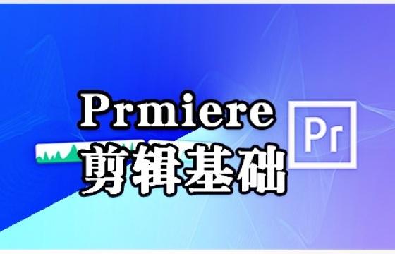 Premiere 基础剪辑教程 Pr中文视频教程