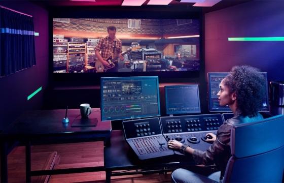 达芬奇调色 DaVinci Resolve Studio v14.3 专业版中文破解版