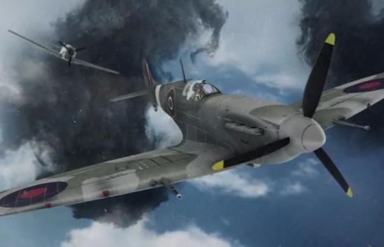 AE E3D模板 Element 3D世界大战军事装备 重武器模型包Vol.2