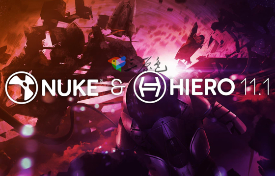 后期特效合成软件The Foundry Nuke Studio 11.1v3破解版