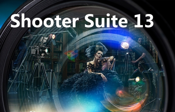 AE Pr 红巨星镜头插件套装Red Giant Shooter Suite v13.1.6 Win/Mac