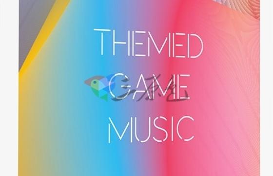 轻松欢快的游戏 假日 无缝循环音乐配乐素材 Themed Game Music