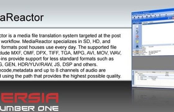 Adobe音视频解码软件Drastic MediaReactor WorkStation v5.0.598