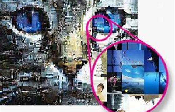 蒙太奇马赛克拼图效果软件Artensoft Photo Mozaic Wizard 2.0