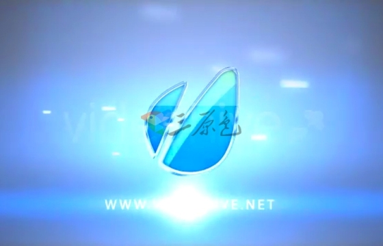 Ae模板 3D Logo-三维文字Logo动画