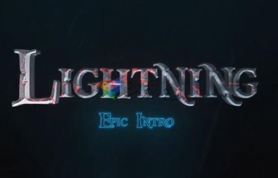 AE模板 电影史诗文字标题片头介绍 Cinematic Epic Title Intro