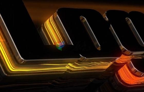 AE模板  E3D三维文字Logo开场片头展示 Energy Logo Reveal