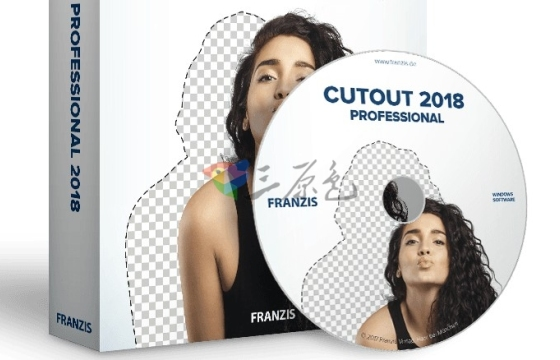 PS调色抠图裁剪 去网纹插件套装 Franzis Cutout 2018 v6.1+教程