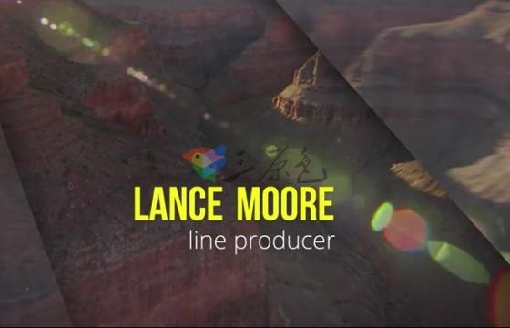 AE模板 视频相册幻影片头分割转场切换 Mirage Smooth Slideshow