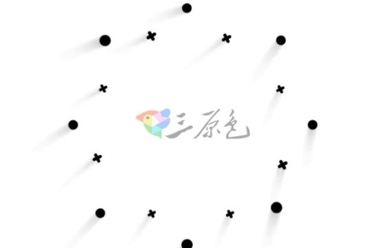 AE模板 弹性MG长投影图形运动动画 Modern Logo