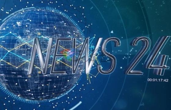 AE模板 E3D三维电视新闻栏目包装片头24小时 Videohive News
