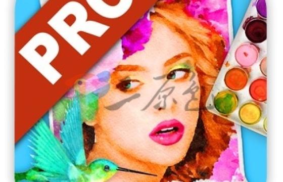 PS水彩 油画 水墨 工笔画插件Jixipix Watercolor Studio v1.2.4破解版