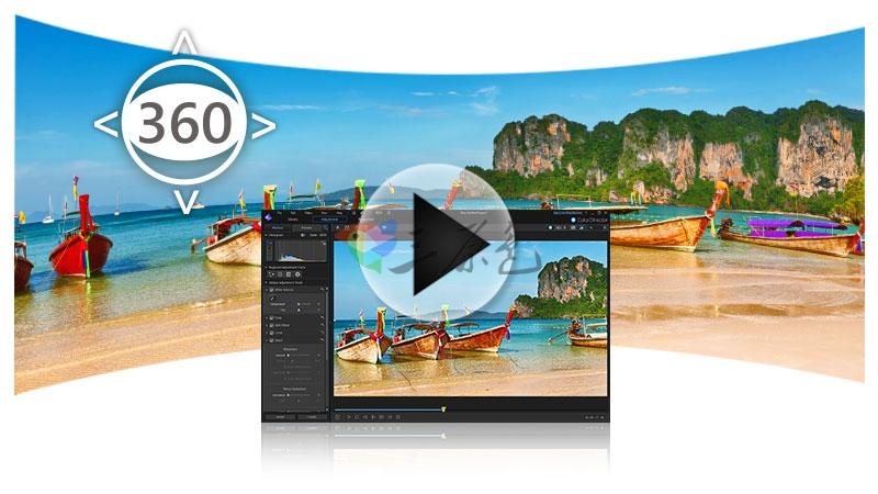 视频后期调色软件 CyberLink ColorDirector Ultra v6.0.2 中文破解版 影视后期-第1张