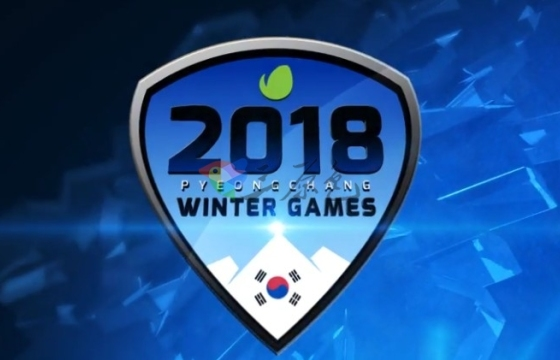 AE模板 冬季运动会赛事奖牌榜介绍开幕片头 Winter Games