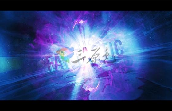 AE模板 令人惊叹的三维特效文字标题动画 Amazing Titles