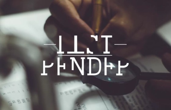 AE模板 动画字母和文字标题布局排版 Animated Letters Titles Layout 2