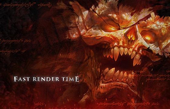 AE模板 游戏故事片龙的故事介绍开场片头 Dragon Tale Intro