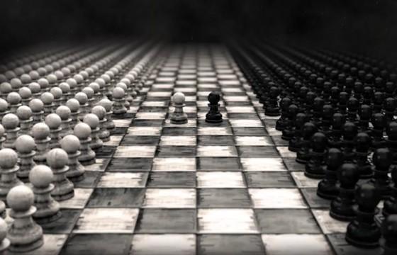 AE模板 国际象棋博弈史诗级预告片头 Epic Chess Teaser
