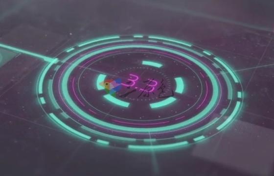 AE模板 未来HUD电影预告片模板 Futuristic Cinematic Trailer