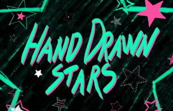 AE模板 手绘卡通动画星星元素 Videohive Hand Drawn Stars