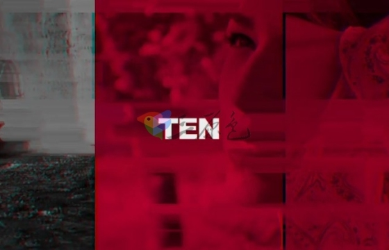 AE模板 悬疑恐怖电影预告视频片头 4K Red Thrilla