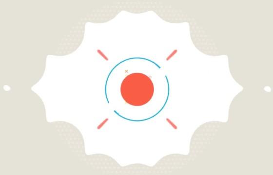 AE模板 形状图形动画LOGO标志演绎片头 Shapes Intro 2