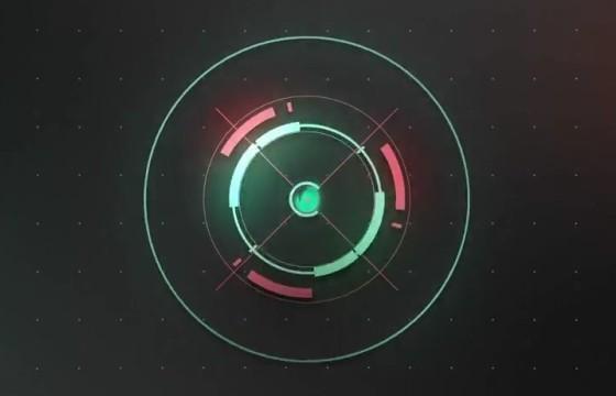 AE模板 高科技技术LOGO形状动画片头 Tech Logo Shape