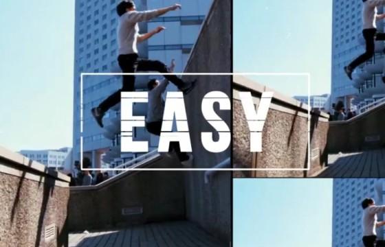 AE模板 极限运动跑酷精彩瞬间幻灯片 Urban Dynamic Opener