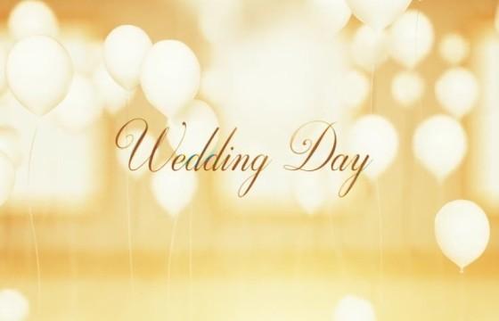 AE模板 暖色温馨浪漫梦中的婚礼照片 Wedding Dreams