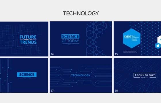 AE模板 100个创意运动图形排版动画 Motion Typography Concepts
