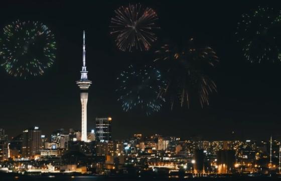 视频素材 15个夜空烟花素材 Premade Fireworks Pack