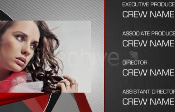 AE模板-电视栏目包装主题包字幕条转场 Broadcast Theme Package
