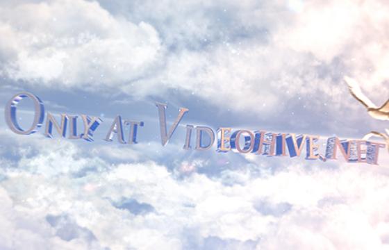 AE模板 史诗级电影天空文字标题预告片 Cinematic Sky Trailer