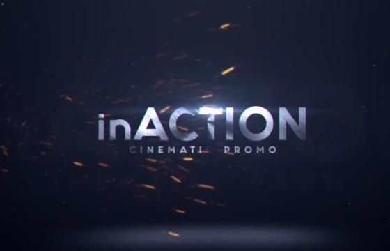 AE模板 电影宣传片预告片包装片头 Cinematic trailer