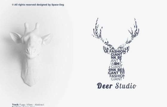 AE模板 时尚简洁文字动画字幕条排版动画 Clean Typography