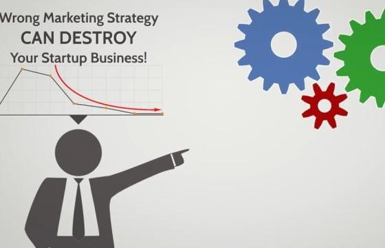 AE模板 企业公司营销服务图形动画展示片头 Corporate Marketing