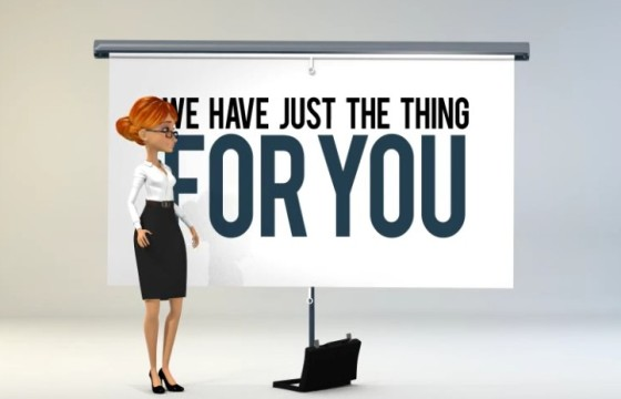 AE模板 三维卡通人物公司企业介绍 Corporate Presentation 3D
