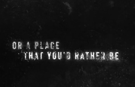 AE模板 黑暗的破损文字标题动画展示 Dark Grunge Titles