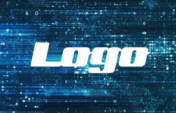 AE模板 数字地图LOGO显示片头 Digital Map Logo Reveal