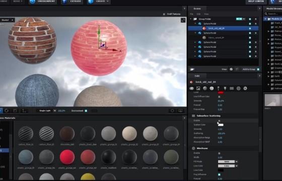 AE E3D插件国语视频教程 Element3D v2.2 影视级制作解析